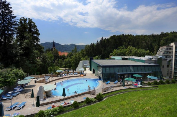Terme Dobrna, Wellness und Kur in Slowenien